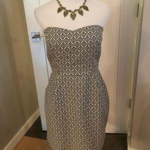 Strapless Beautiful Dress NWT